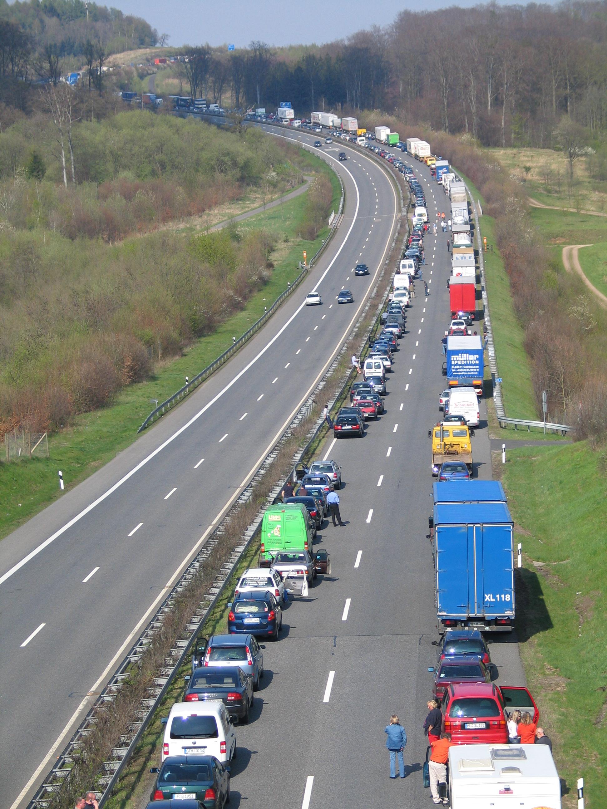 Дай дорогу мигалке: немецкий опыт
