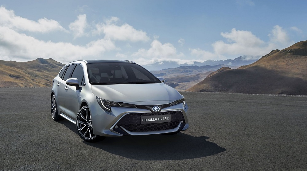 Грядет новая модель Toyota Corolla Touring Sports в кузове универсал