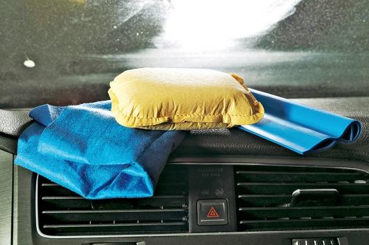 Влажность в автомобиле: Как высушить свою машину