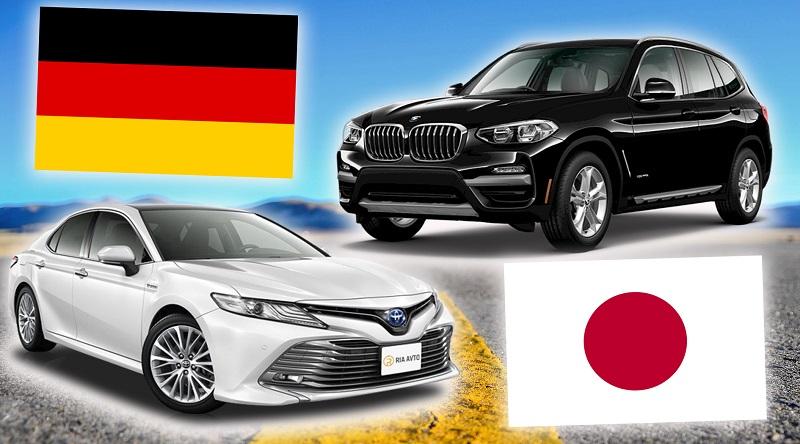 da406cb2b Какие автомобили надежнее – японские или немецкие