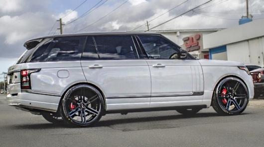 24-дюймовые колеса на внедорожник, дешево и быстро: Лайфхак