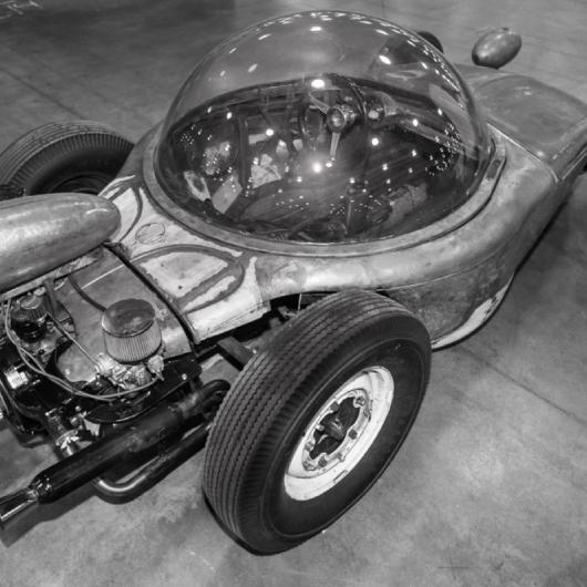 15 самых сумасшедших автомобилей из когда-либо построенных