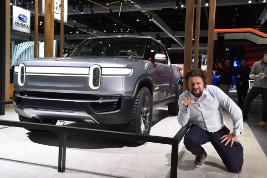 Самые лучшие и худшие автомобили и события на автосалоне в Лос-Анджелесе