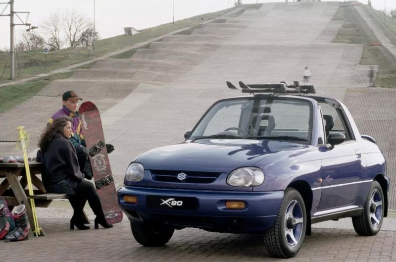 Сказ о том, как японцы украли идею мини-вездехода у советских конструкторов ГАЗ