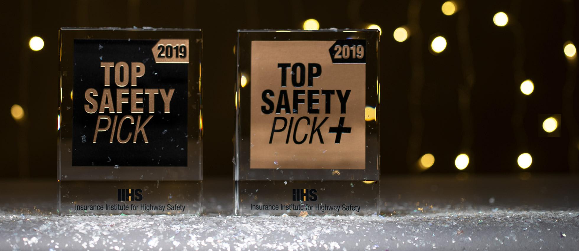 Рейтинг безопасности автомобилей 2019 года