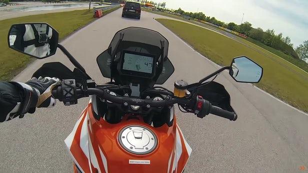 Обзор технологий для мотоциклов 2018 года