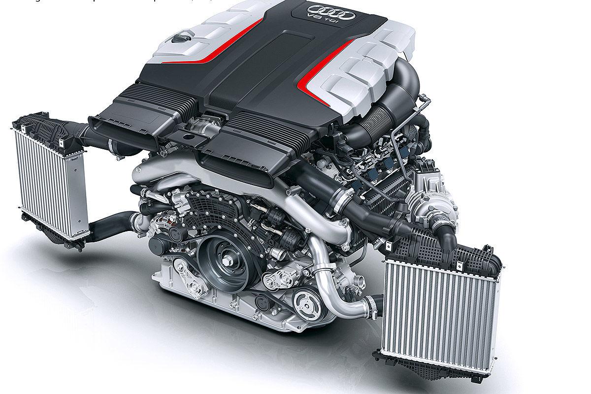 Самые технологичные двигатели от БМВ, Мерседес и Феррари 2018