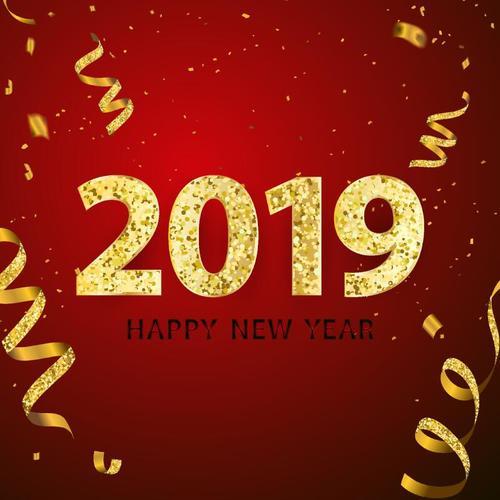 Поздравляем вас с наступающим Новым 2019 годом и Рождеством