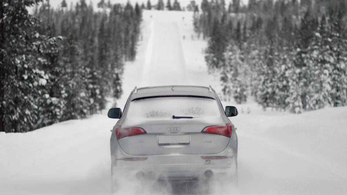 Все, что думали и знали о вождении зимой, было неправильно