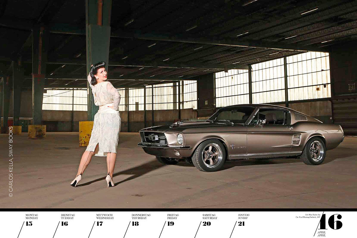 Ford mustang 2019 года - КалендарьГода
