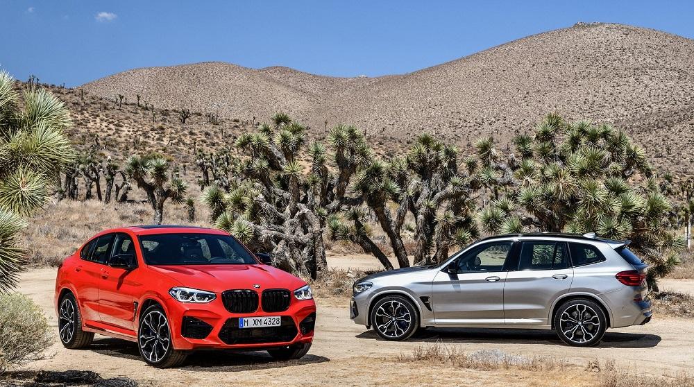 3f92bb3c 2020 BMW X3 M и X4 M – это официально самые мощные кроссоверы серии
