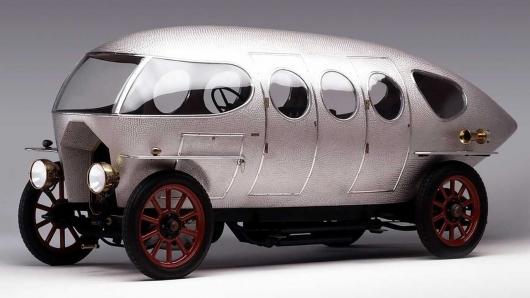 Самые аэродинамичные автомобили