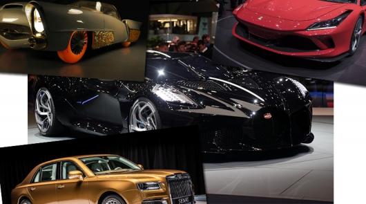 Самые неожиданные новинки Женевского автосалона: автомобиль за 1 млрд рублей, премьера российского лимузина и многое другое
