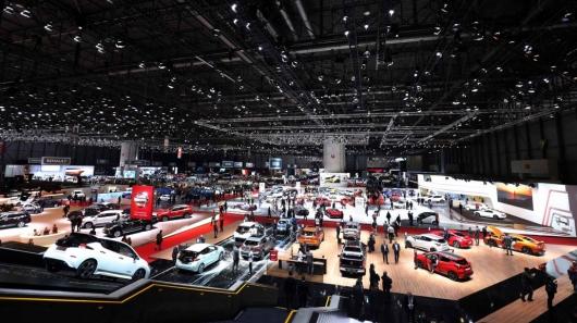 Полный обзор 2019 Geneva Motor Show