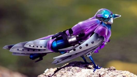 Топ-4 необычных роботов, доказывающих, что человечество гениально