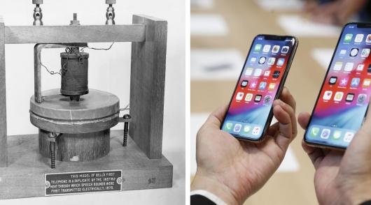 16 фотографий, показывающих, насколько изменились технологии