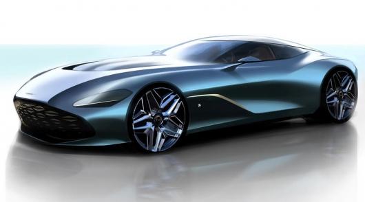 Aston Martin DBS GT Zagato: все в степени ультра!