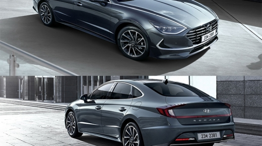 С 2020 года на Hyundai Sonata установят новые двигатели