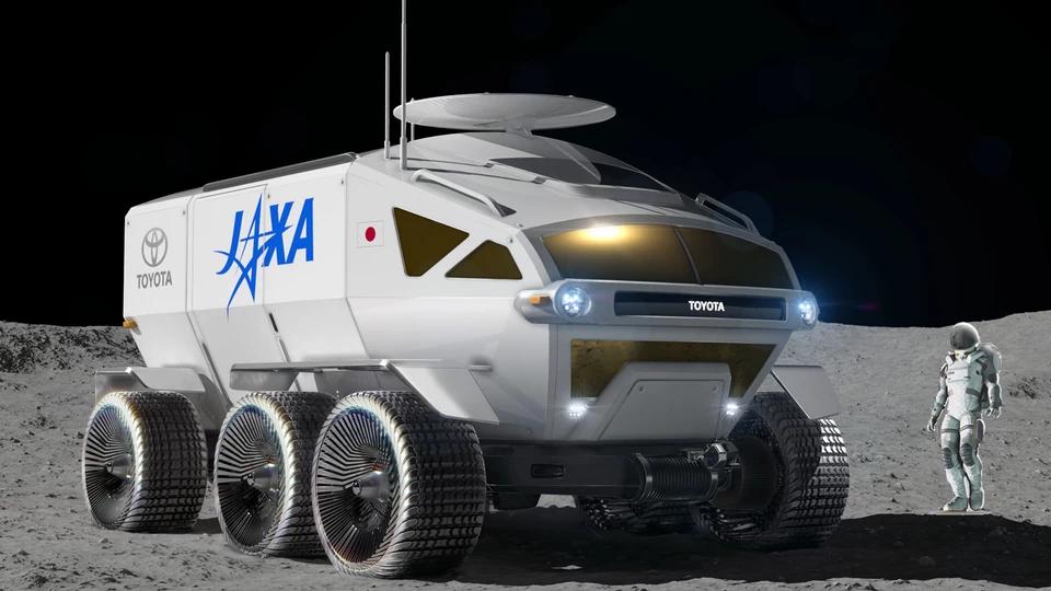 Водородные технологии Toyota