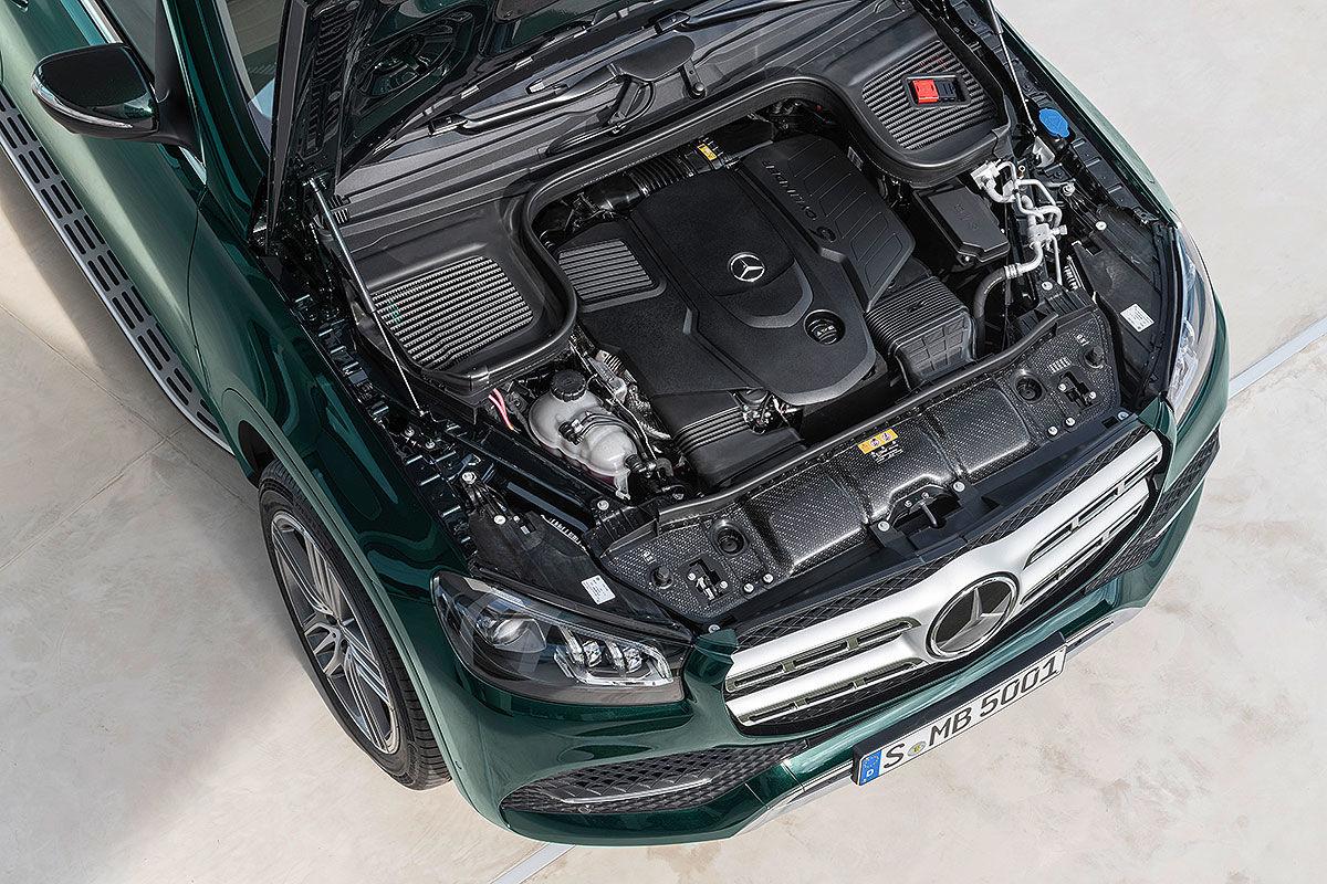 Все, что нужно знать о новом Mercedes GLS, который заставит вас удивиться