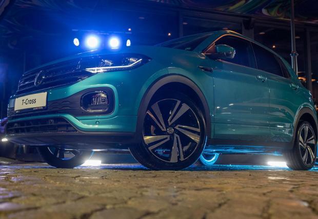 Новый Volkswagen T-Cross: динамичный спутник на все случаи жизни