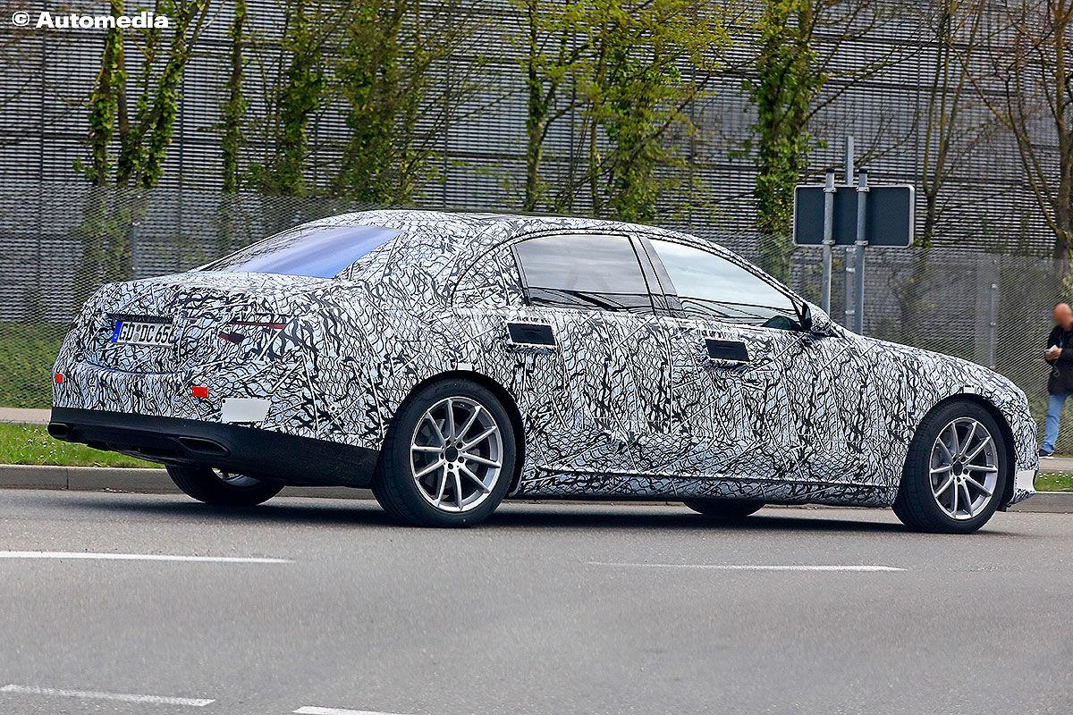 Новый 2020 Mercedes S-Class: свежая информация