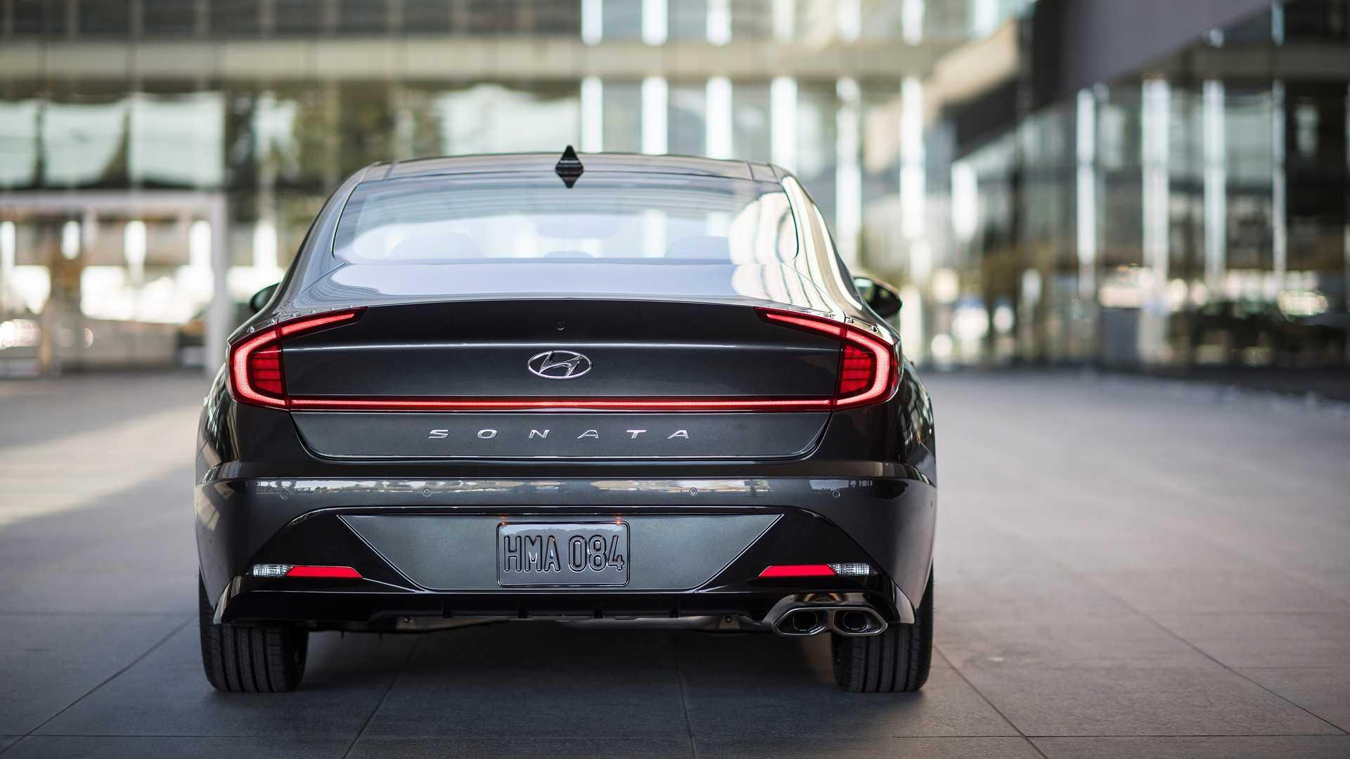 Hyundai Sonata и Kia Optima получат систему полного привода, почти как на BMW M5