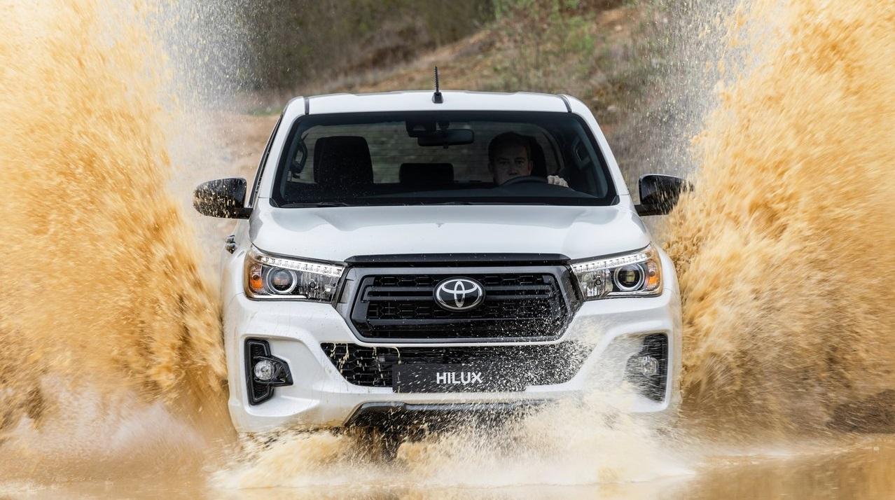 Toyota Hilux 2019 Special Edition: что-то изменилось?