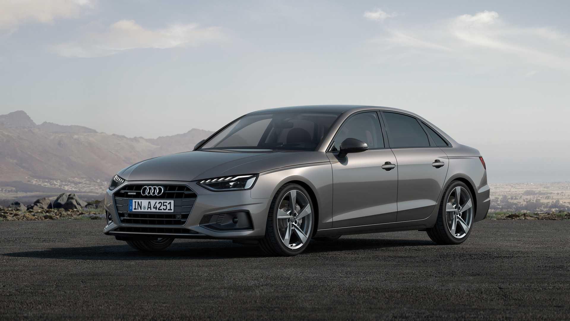 У Audi появился топовый дизельный двигатель в 340 лошадей и ряд обновлений модели A4