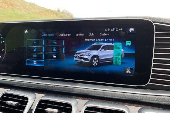 У нового Mercedes GLS есть одна очень необычная опция