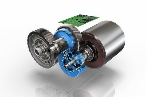 Немецкий концерн ZF разрабатывает принципиально новую коробку передач для электромобилей