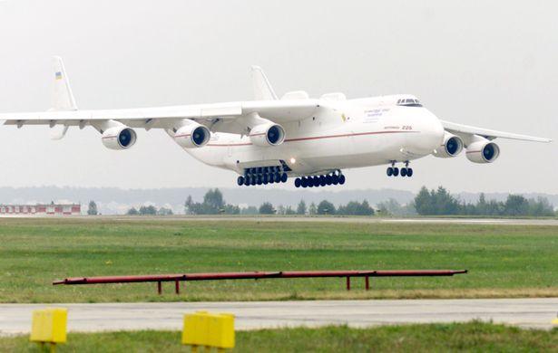 Самолет-гигант «Мрия» спустя 30 лет может отправиться в свой первый полет
