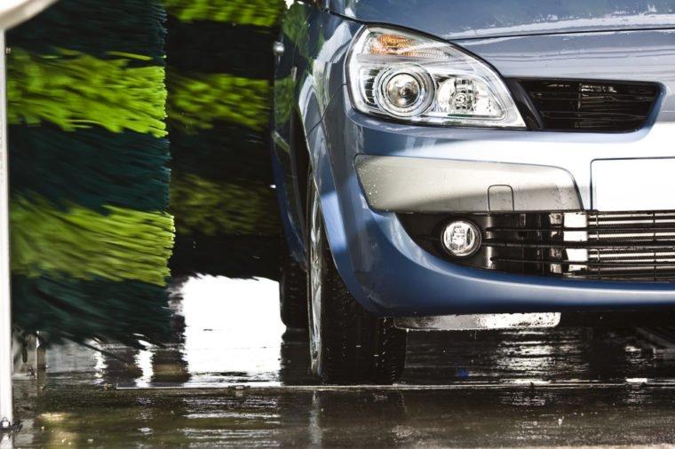 7 причин, почему вы должны стараться приезжать на автомойку как можно реже