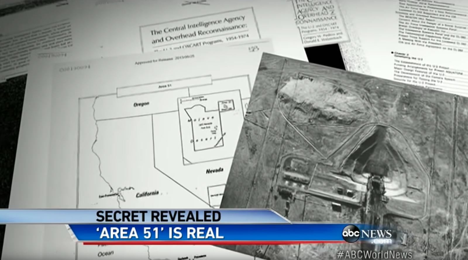 19 фактов о «Зоне 51», которые заставят вас сказать: здесь определенно происходит что-то странное