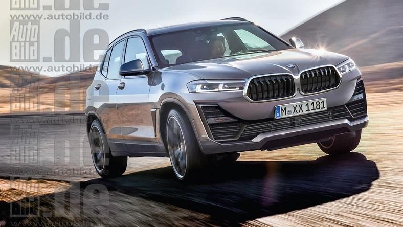 В BMW планируют создать конкурента Mercedes GLA: модель Urban X