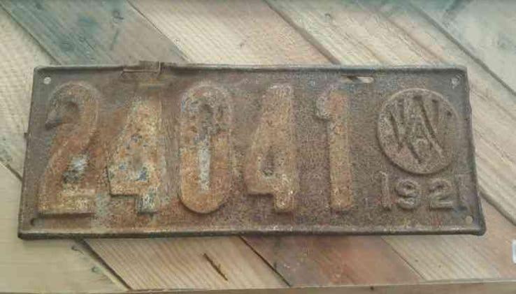 10 фактов об истории номерных знаков, которые поразят вас